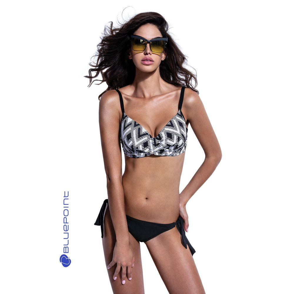 355f81bbdd9 Bluepoint Μαγιώ Bikini Hipster με Κορδονάκια στα Πλάγια