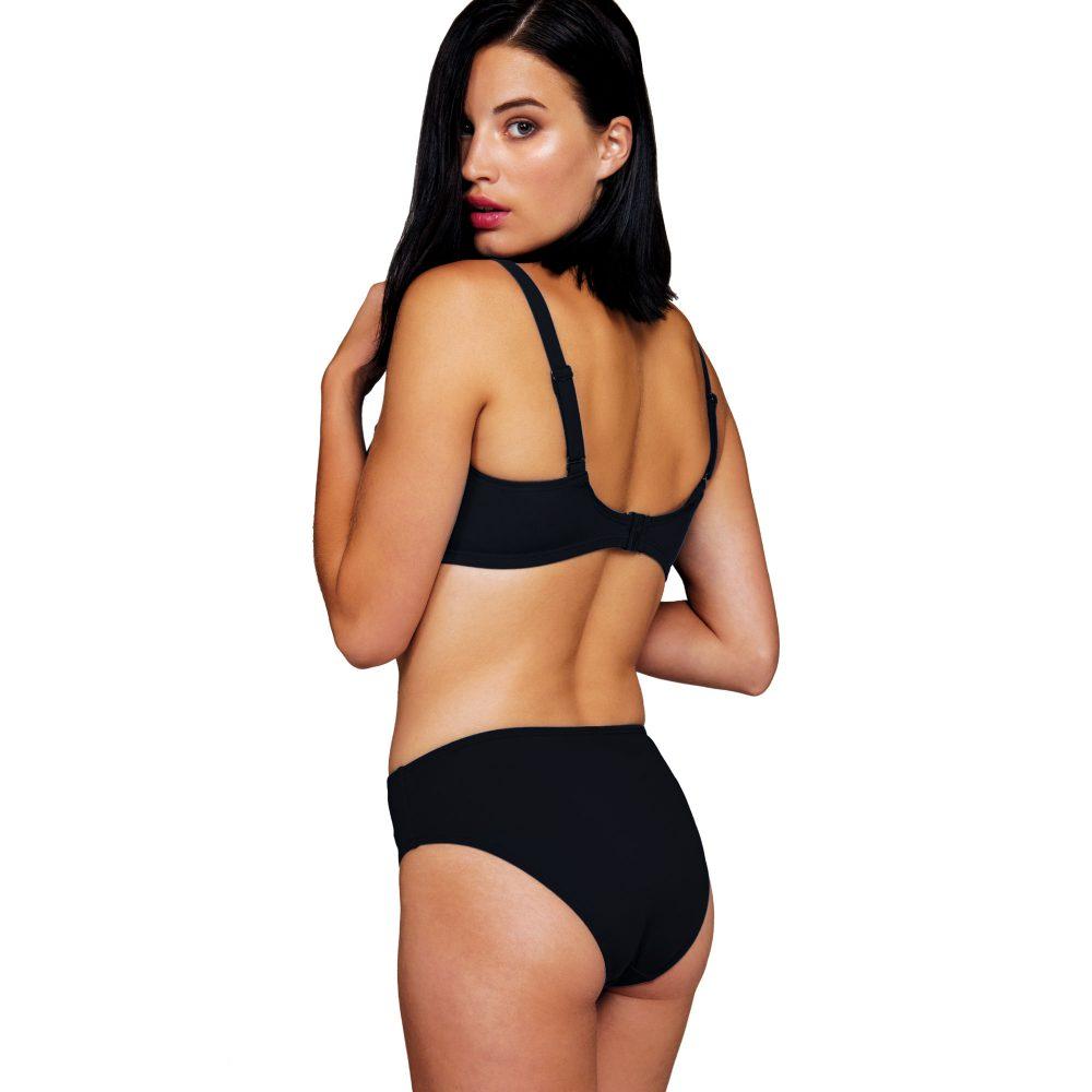 e61ec1fe611 Blu4u Μαγιώ Bikini Midi Κανονικό Ψηλό & Φαρδύ Πίσω