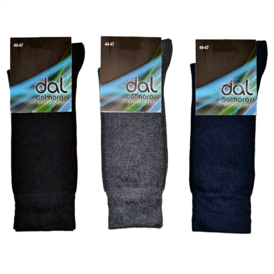 80ea52da18d4 Ανδρικές Κάλτσες dal Τρία Χρώματα ΣΕΤ 3τμχ